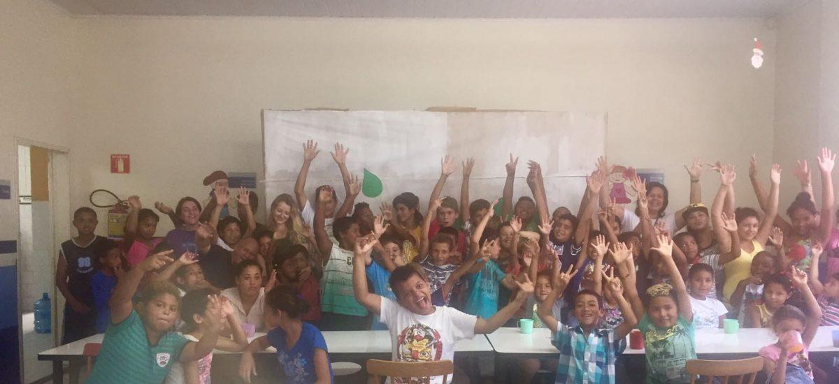 Gute Stimmung im Klassenzimmer
