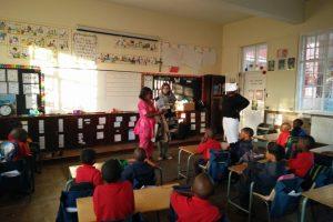 Schnappschuss im Unterricht
